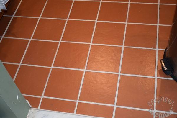 Refresh Your Grout in One Hour: Grout Renew Application