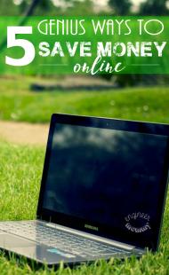 5 Ways to Save Money Online