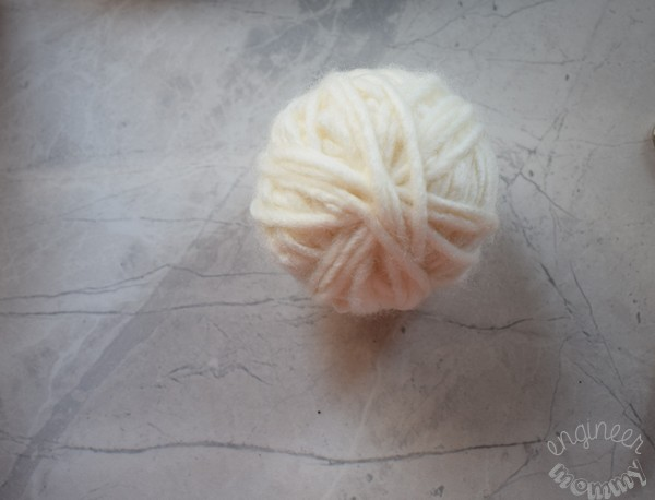 DIY Wool Dryer Balls & Other Laundry Hacks