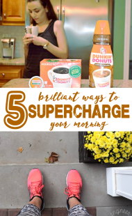 5 Brilliant Ways to Supercharge Your Morning