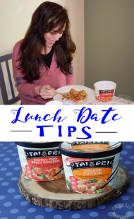 Easy Lunch Date Tips