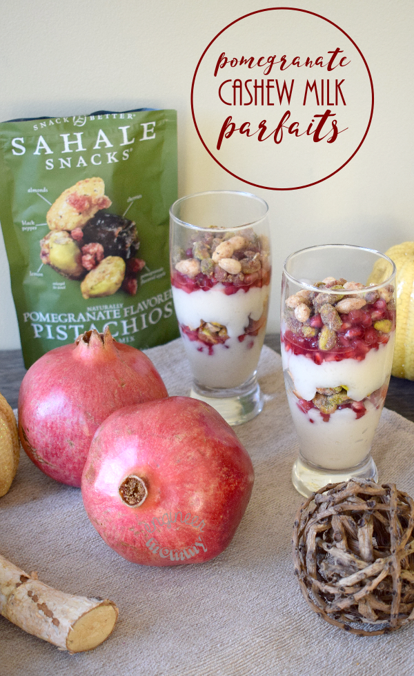 pomegranate-parfaits