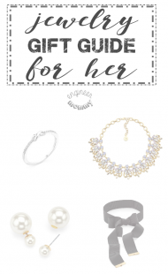 Jewelry Gift Guide for Her