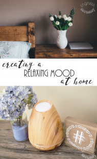 Creating a Relaxing Mood at Home