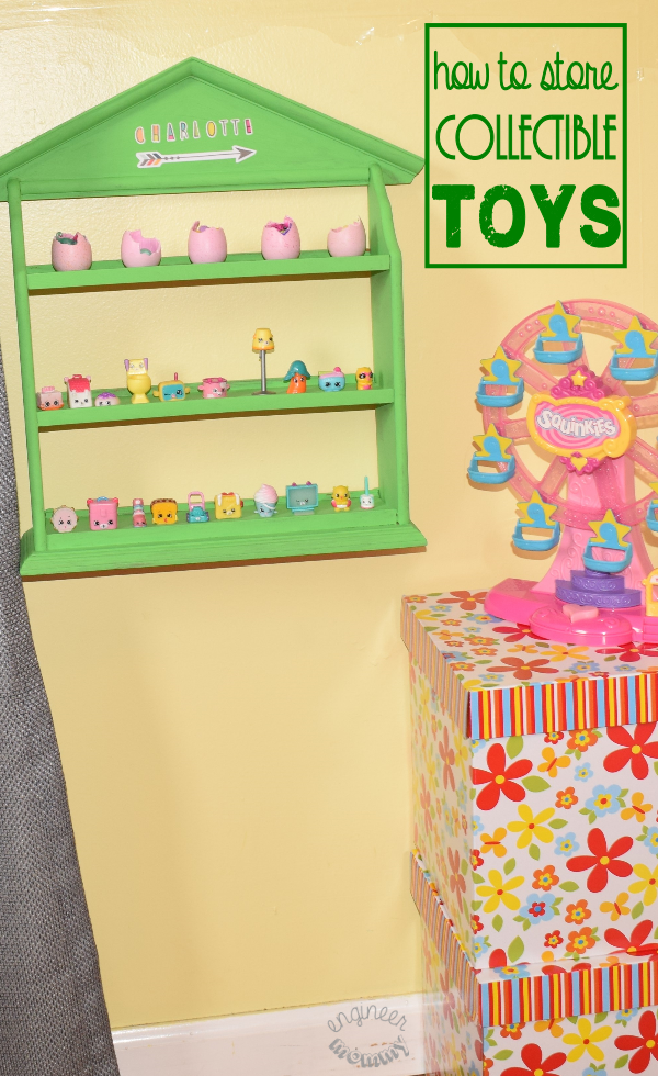 How to Store Collectible Toys
