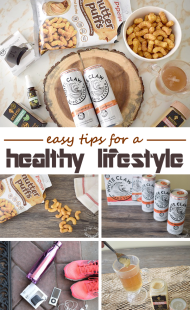 Easy Tips for a Healthy Lifestyle