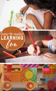 7 Ways to Make Learning Fun