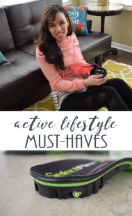 Must-Haves for an Active Lifestyle