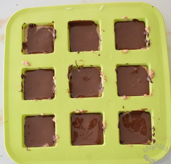 Almond Butter Cups & Simplified Meal Planning