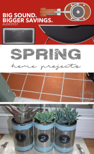 Home Projects for Spring