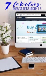 7 Fabulous Amazon Finds Under $7
