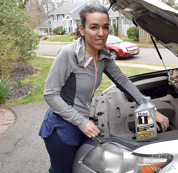 DIY Auto Care Pegboard Organizer