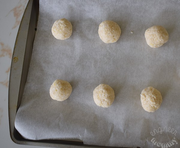Chocolate Coconut Truffle Balls