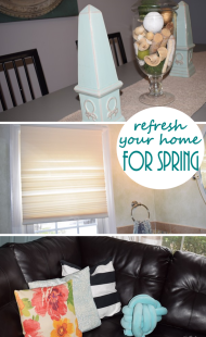 7 Easy Ways to Refresh the Home for Spring & Summer