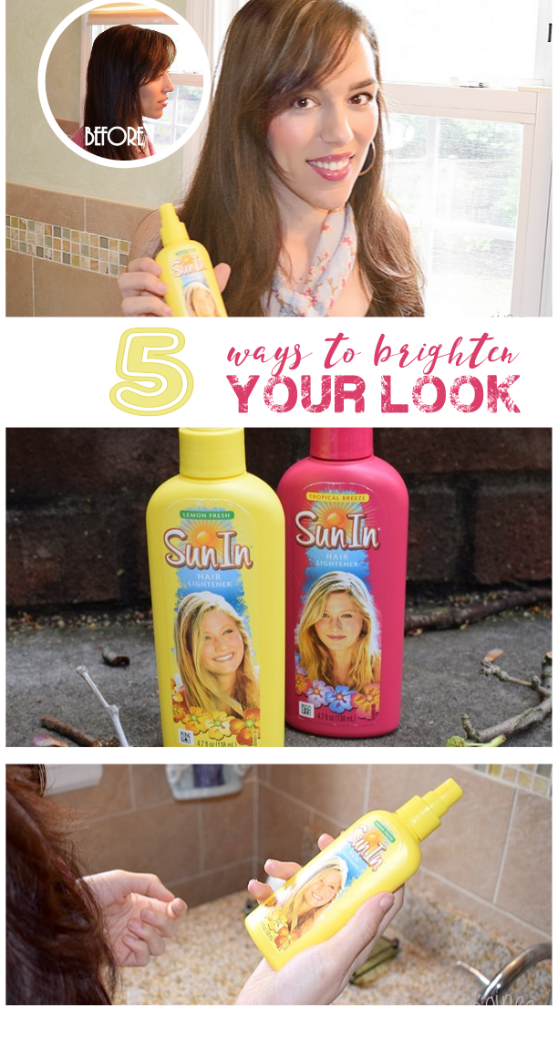 5 Ways to Brighten Your Look