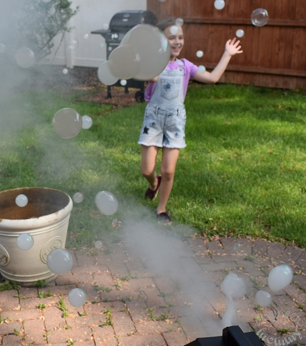 Creating Fog Bubbles with Fobbles