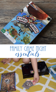 Family Game Night Must-Haves