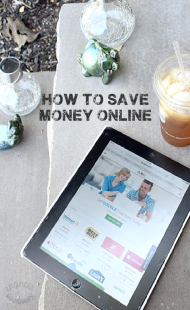 Ways to Save Money Online