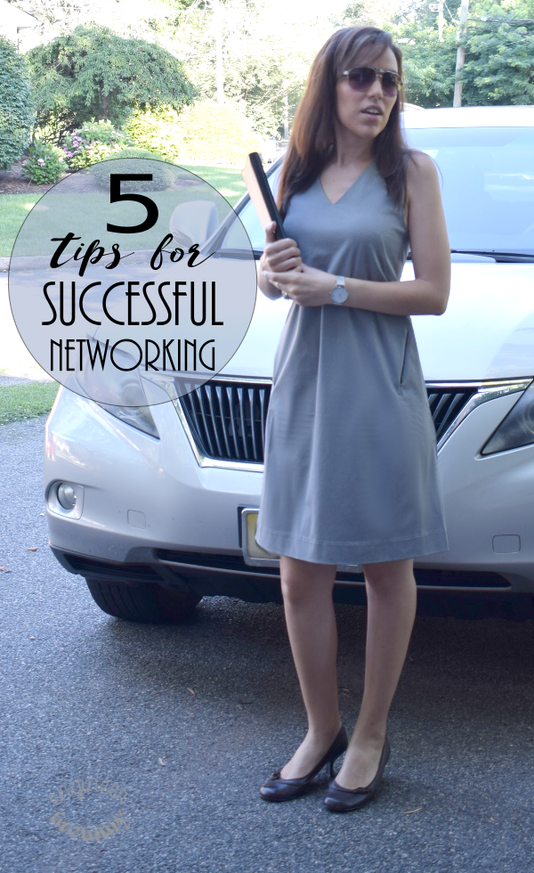 5 Tips for Successful Networking