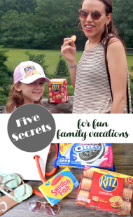 5 Secrets to Fun Family Vacations