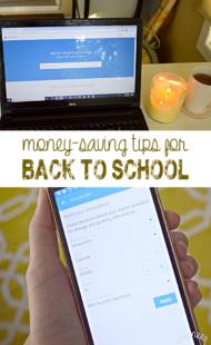 5 Money-Saving Tips for Back-to-School Season