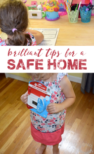 Brilliant Tips for a Safe Home