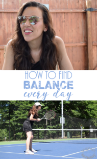 Simple Ways to Find Balance Every Day