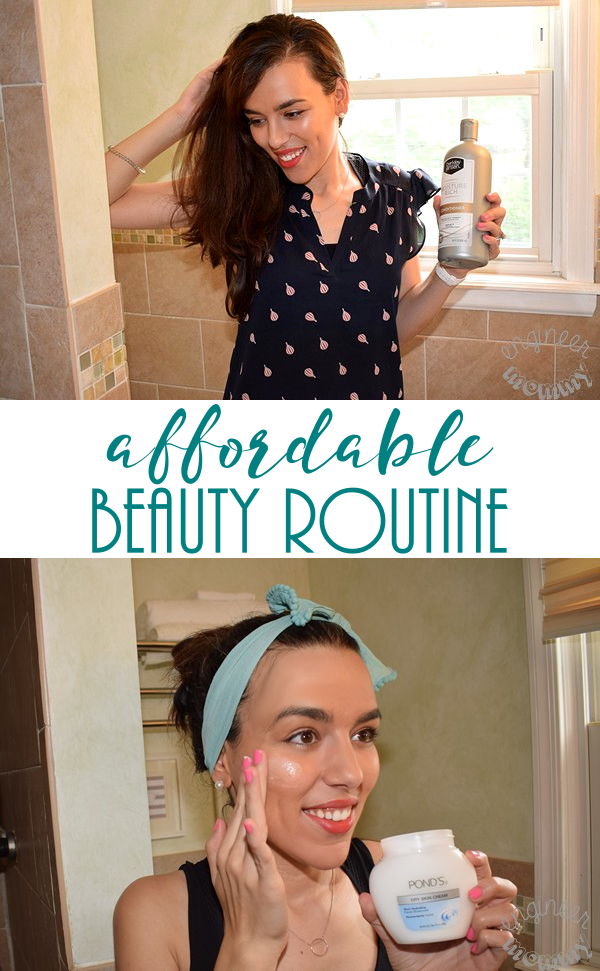 My Affordable Beauty Routine