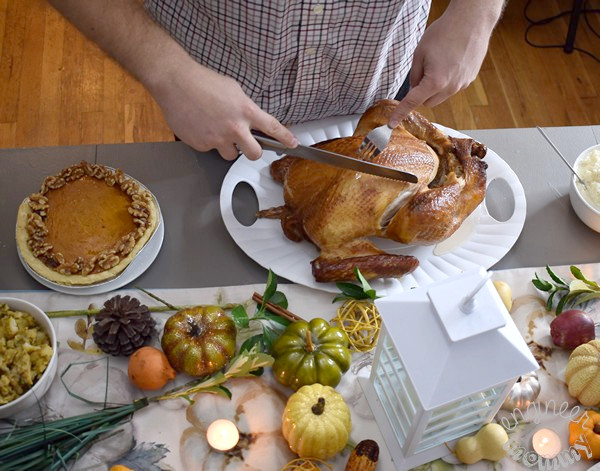 Thanksgiving Dinner Made Easy