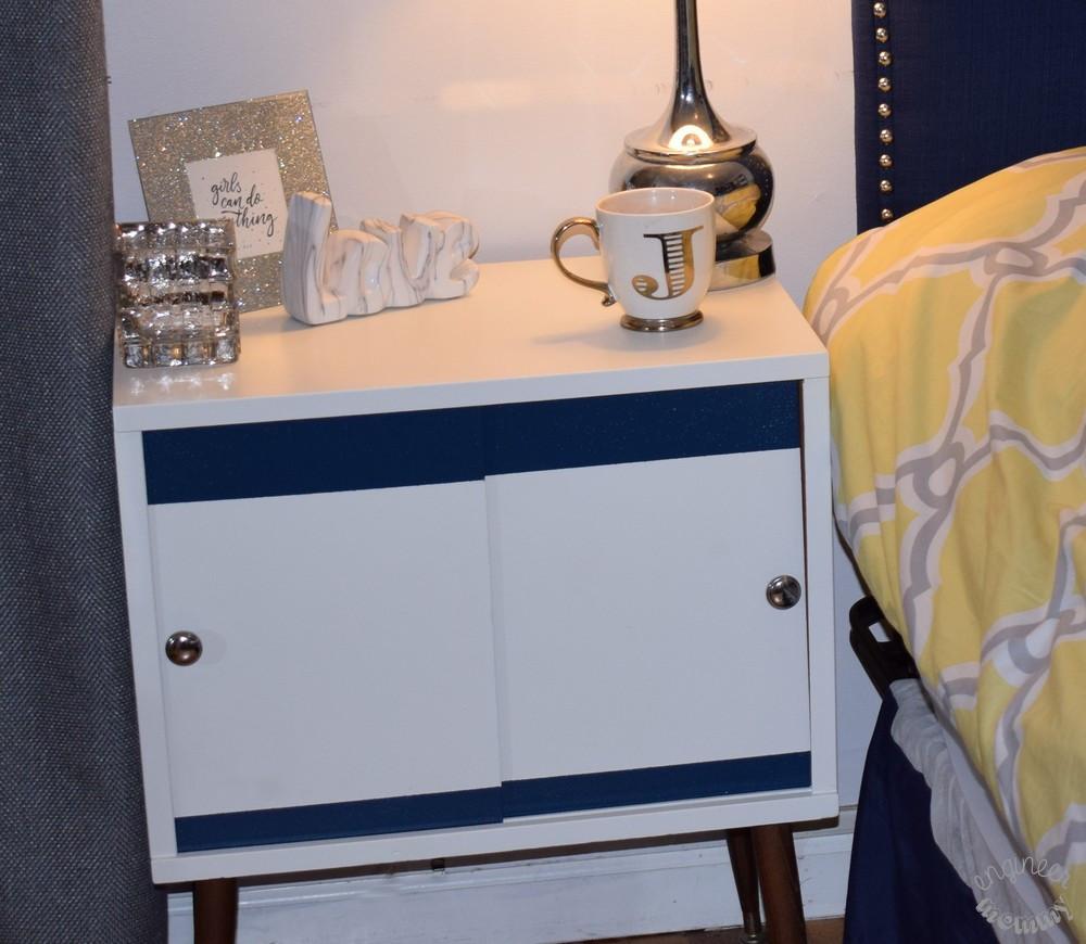DIY Thrifted Nightstand