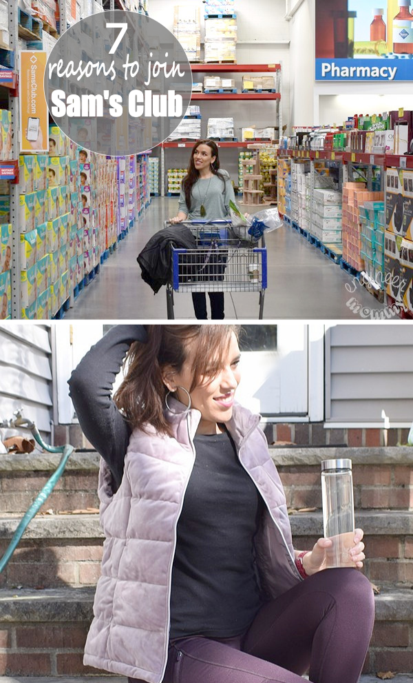 7 Reasons to Join Sam's Club in the New Year