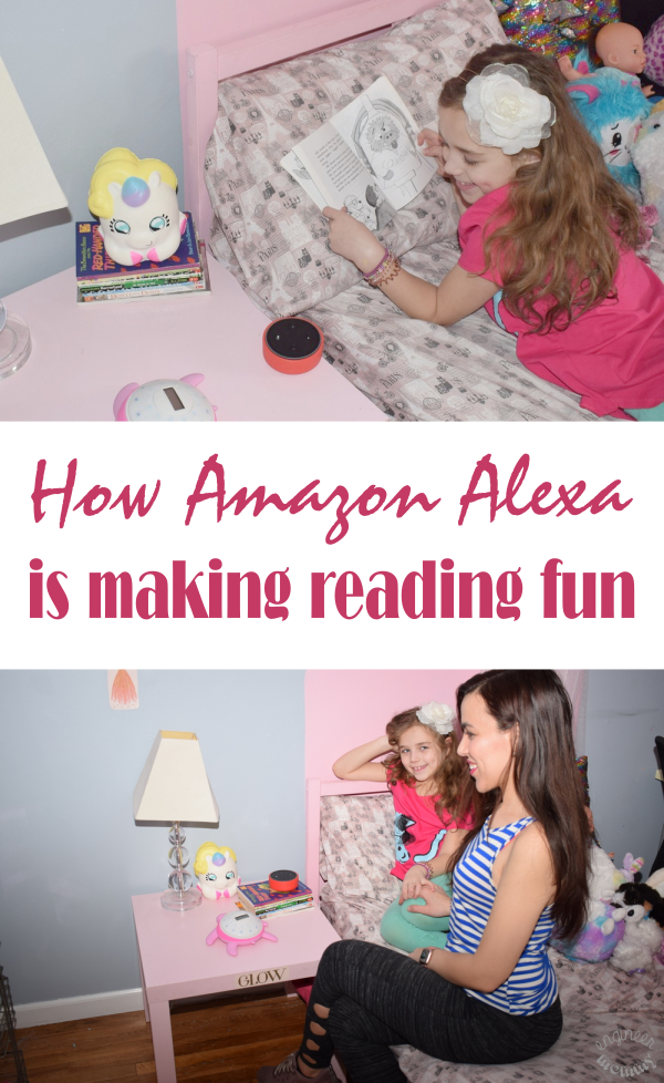 How Amazon Alexa is Making Reading Fun