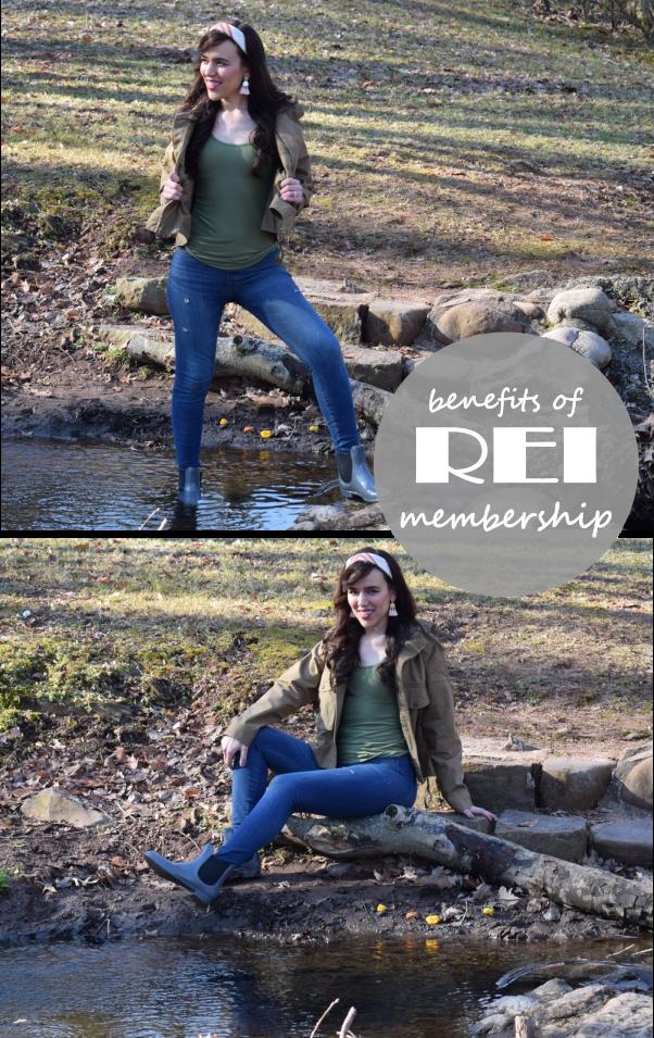 Benefits of REI Membership