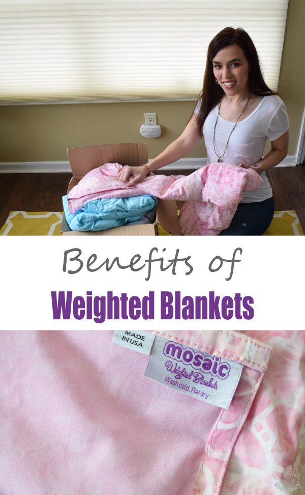 Benefits of Weighted Blankets: My Experience