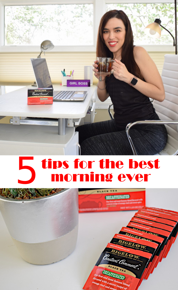 5 Tips for the Best Morning Ever