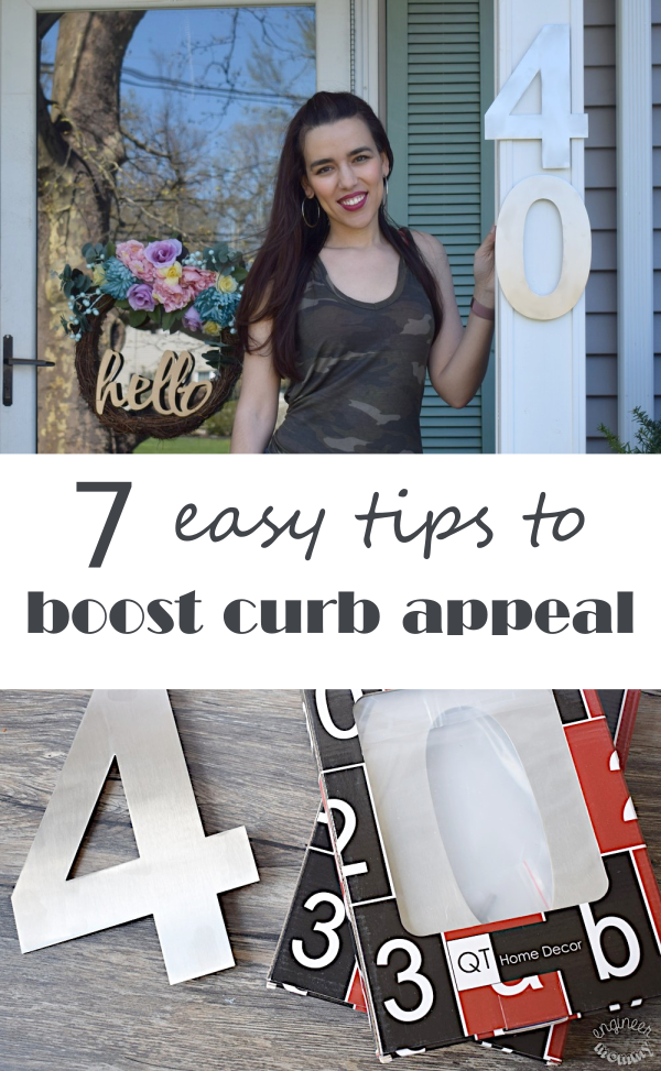 7 Easy Tips to Boost Curb Appeal