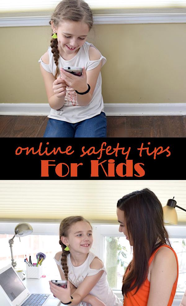 5 Online Safety Tips for Kids