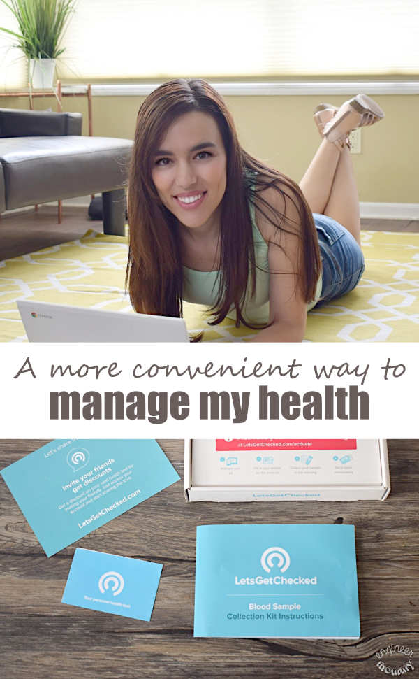 A More Convenient Way to Manage My Health