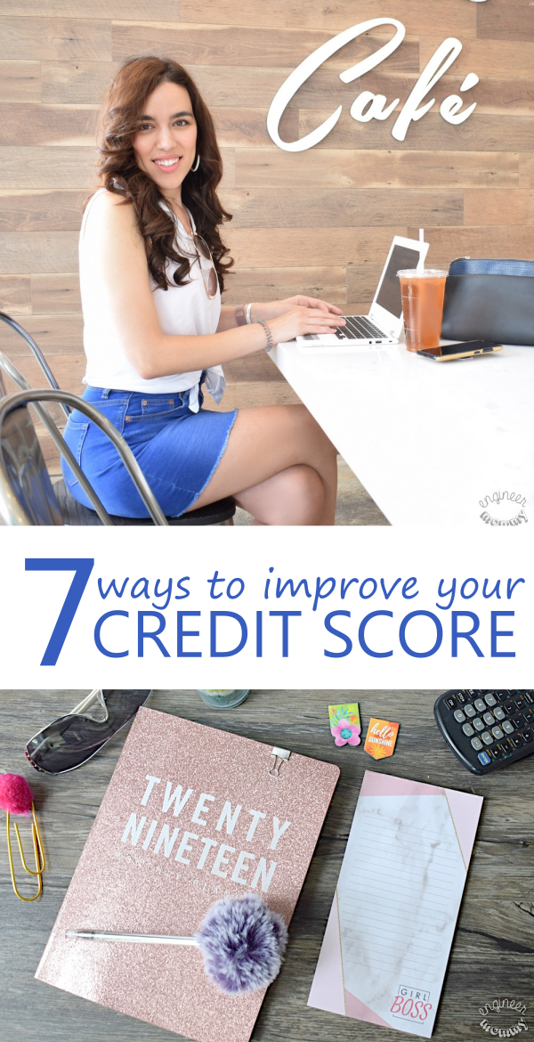 7 Tips to Improve Your Credit Score