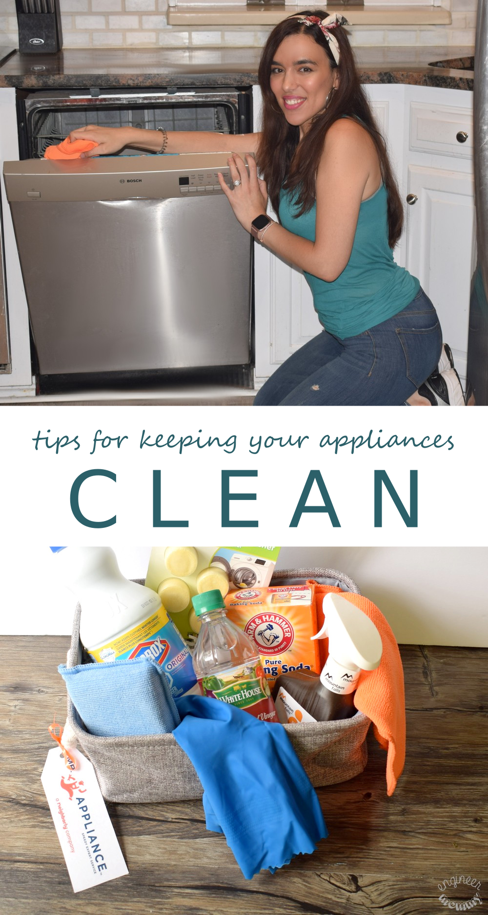 Tips for Keeping Appliances Clean