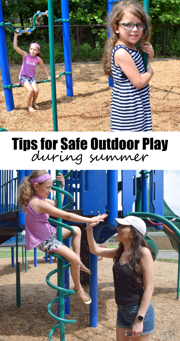 Tips for Safe Outdoor Play During Summer