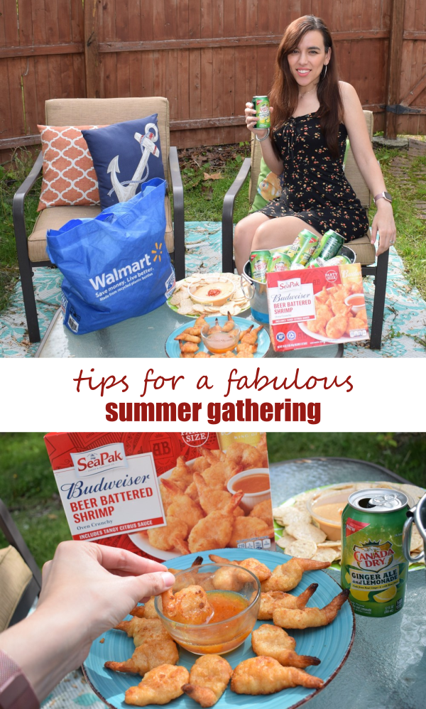 Tips for a Fabulous Summer Gathering