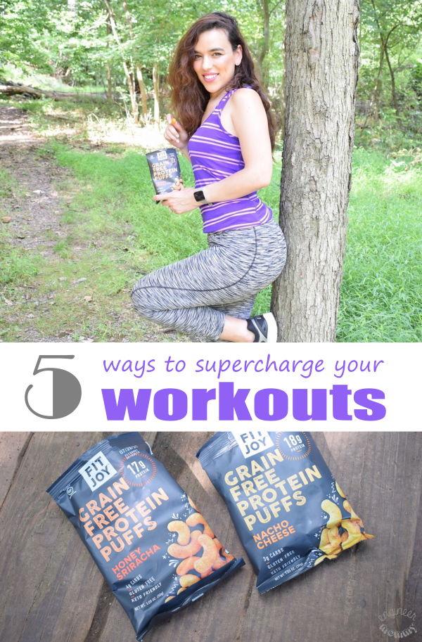 5 Ways to Supercharge your Workouts