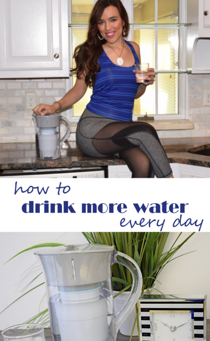 7 Tips & Tricks to Drink More Water Every Day