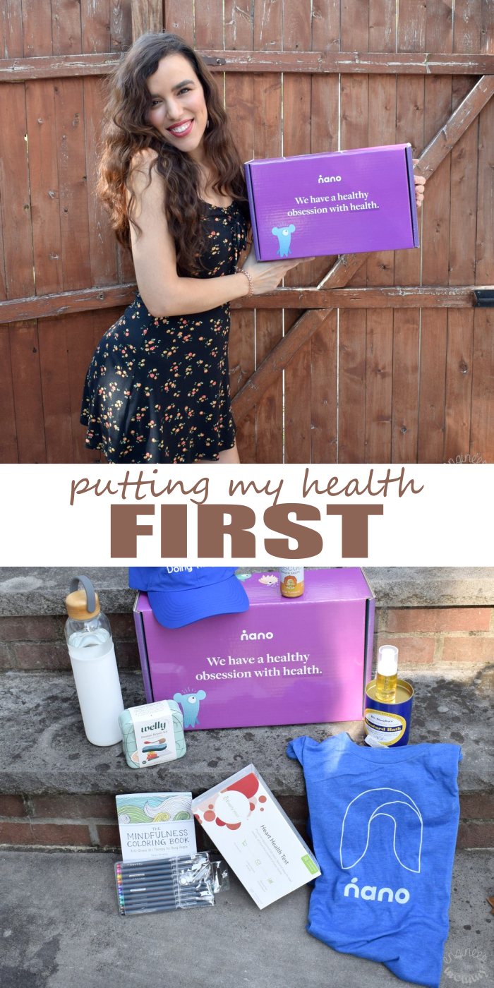 Putting My Health First