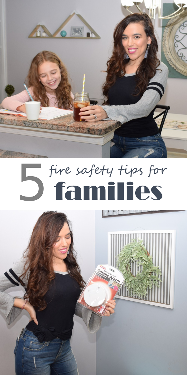 5 Fire Safety Tips for Families