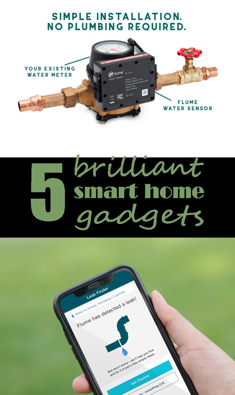 5 Brilliant Smart Home Gadgets