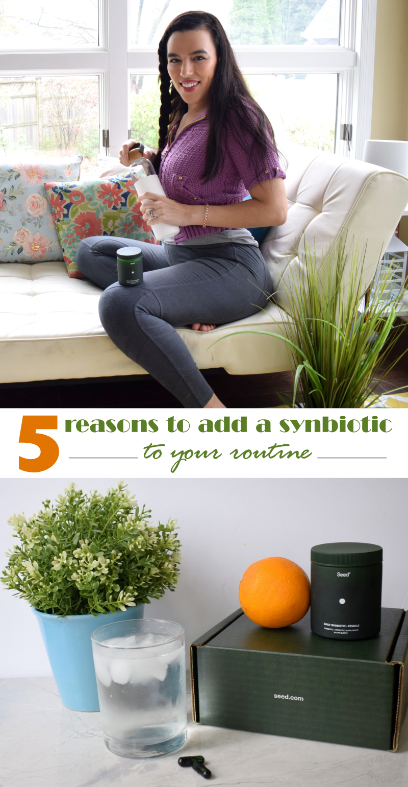 5 Reasons to Add a Synbiotic to your Routine
