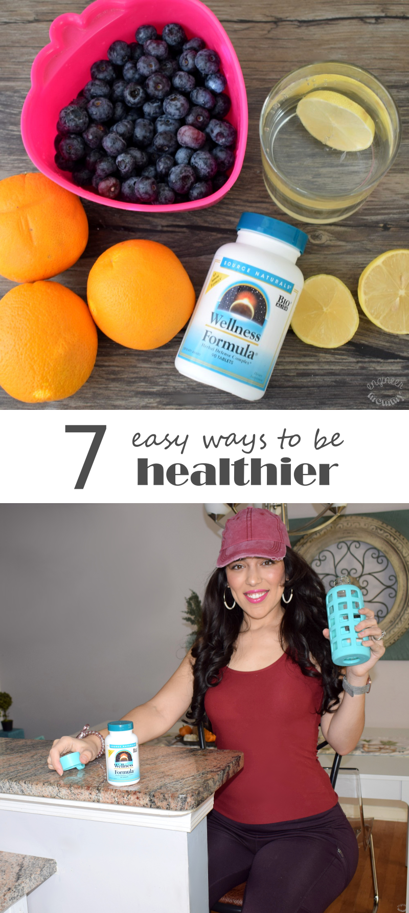 7 Easy Ways to be Healthier