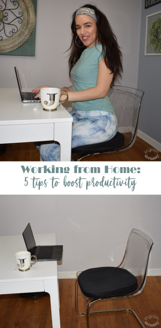 Working from Home: 5 Tips to be Productive